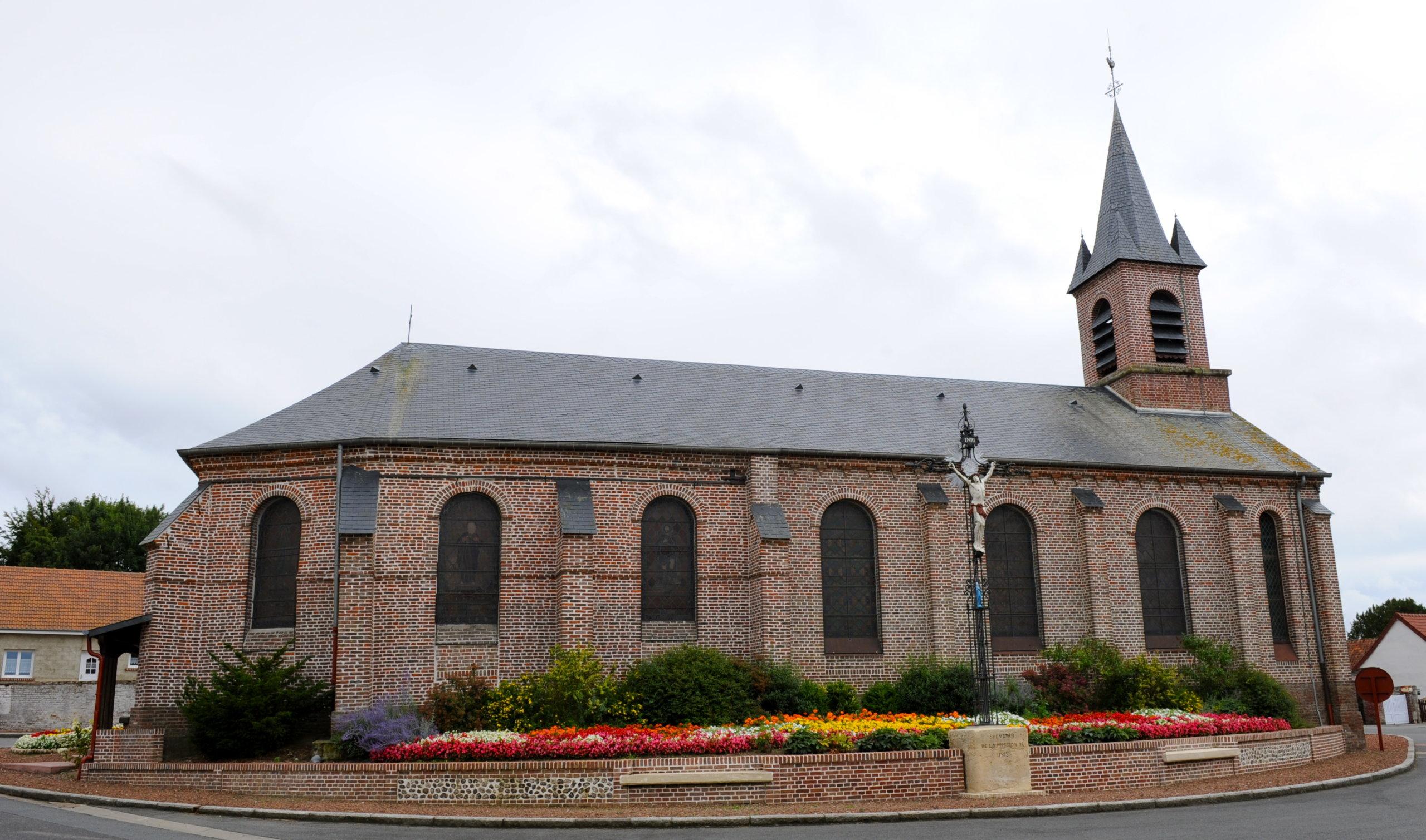 Eglise Feuquières-en-Vimeu