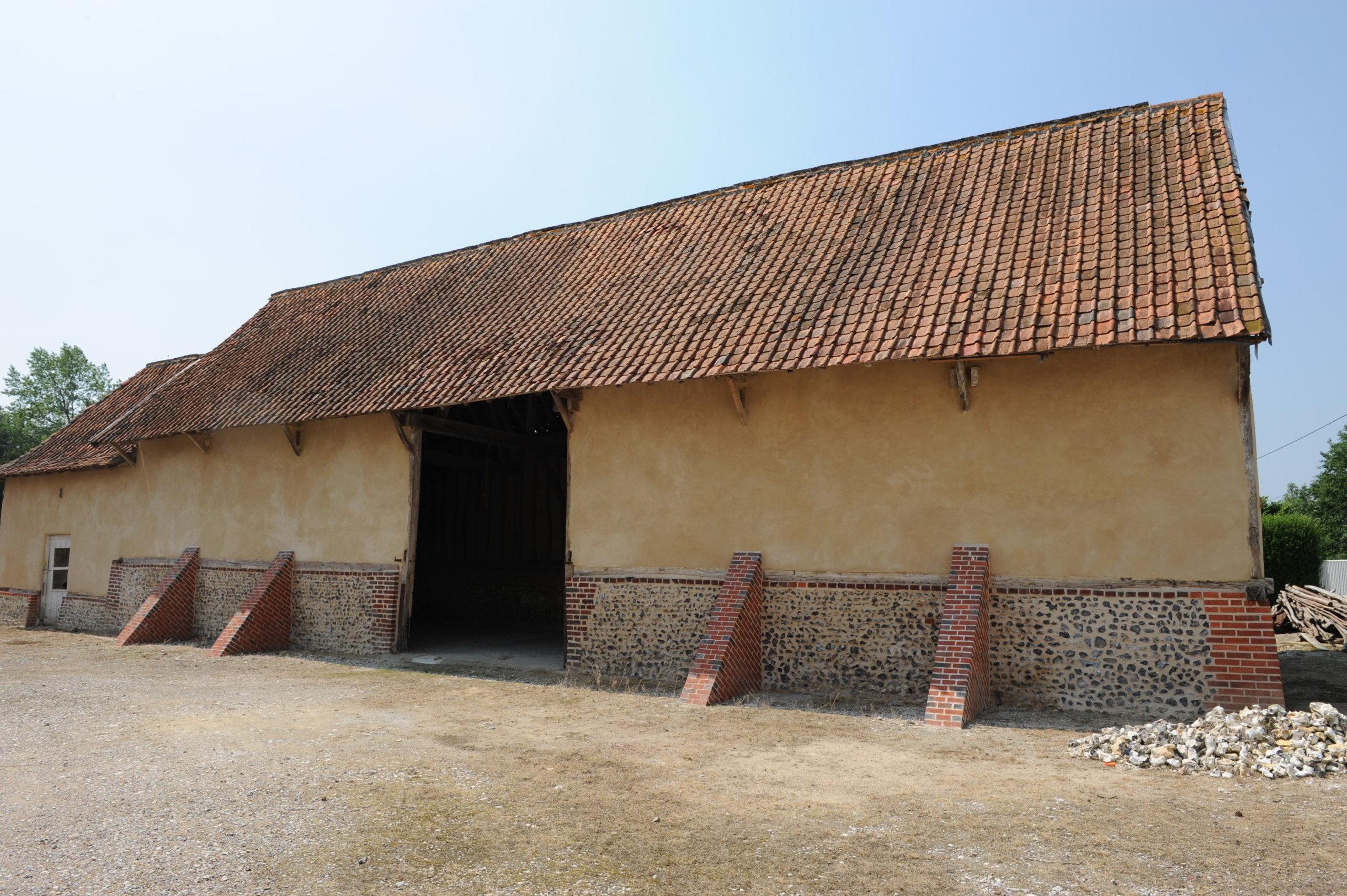 Grange picarde