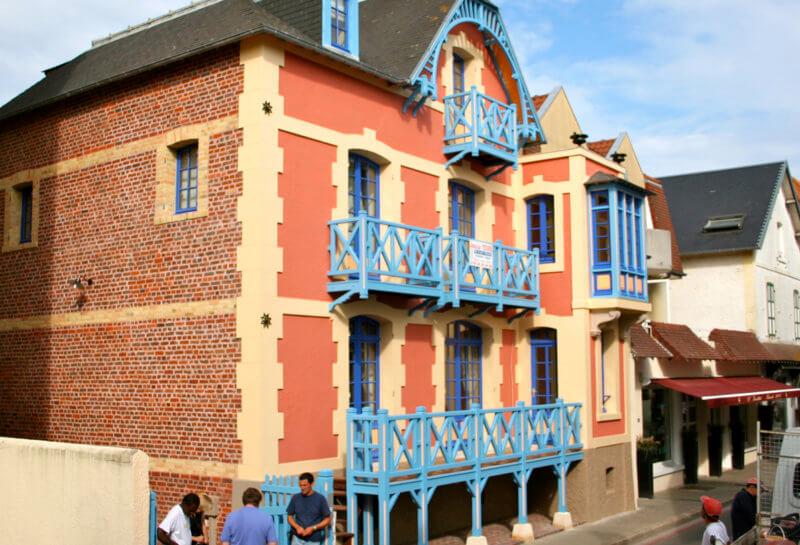 Villa LE TOUQUET
