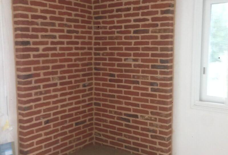 Création ouverture dans mur porteur